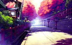 School background anime - Google 검색