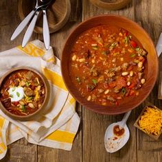 Davids Ultimate Game Day Chili — David Venables Recipes — QVC Recipes — Kitchen & Food — QVC.com