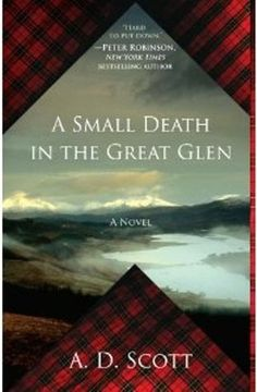 A Small Death in the Great Glen / A.D. Scott (2010) This popular series features Joanne Ross, a reporter on the weekly Highland Gazette during the 1950s. Other volumes in the series :  Double death in the Black Isle (2011) Beneath the abbey wall (2012) North Sea requiem (2013) Low road (2014)