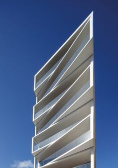 Aria apartment block in Bondi and Wollongong Centre Expansion win Architizer…