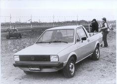 1983 VW Saveiro - Brasil