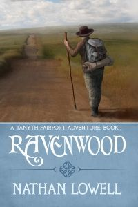 Cover for 'Ravenwood'