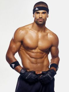 Shemar Moore - One word: Wow! #bodybuilding #fitness