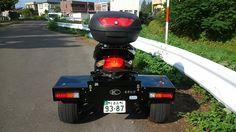 スクーター トライク カスタマイズ ビルダー B-POINT