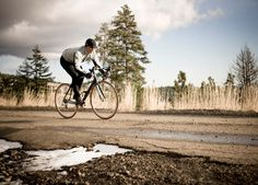 The race season is here, but the weather is still nasty? Tips from a veteran racer for training through the off-season weather and road grime