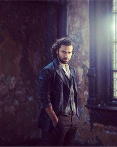 Aidan Turner by Sarah Dunn