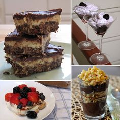 No-Bake Desserts!