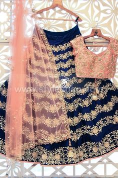 Latest Lehenga Choli Trends & Designs Collection (7)
