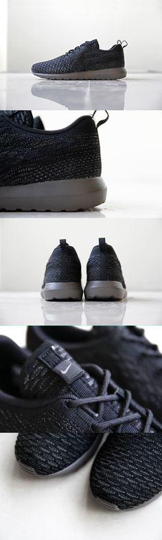 "A Closer look of the Nike Flyknit Roshe Run ""Midnight Fog"". 271afd7c7"