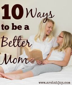 10 Ways to be a Bett