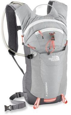 Perfect to bring along on backpacking or camping trips- you can then wear it while going on a day hike! The North Face Torrent 4 Hydration Pack - 70 fl. Beach Volleyball, Mountain Biking, Snowboarding Gear, Running Gear, Trail Running, Hydration Pack, Camping Gear, Backpacking Gear, Camping Stuff