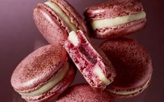 Revise and primalize... Pierre Hermé shares the recipe for his best-selling macaron with flavours of   lychee, rose and raspberry, ahead of the launch of his limited edition   Fetish Ispahan Collection next month.