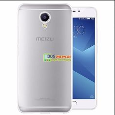 Ốp lưng Meizu M5 Note silicone trong suốt