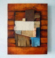 Artwork No.608 (Recycling Art) Available. | Agustin Castillo/ Artist
