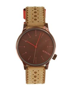 Hodinky Komono Winston Brogue Desert Sands | Sleva hodinek