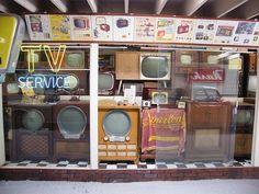 Vintage Televisions