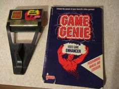 Game Genie & Manual NES Codebook Video Game Enhancer   Video Games & Consoles, Strategy Guides & Cheats   eBay!