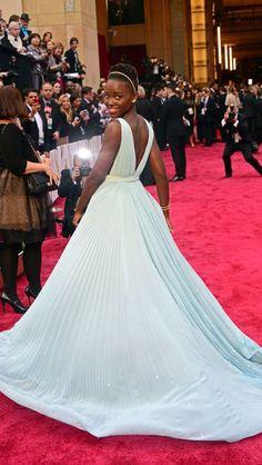 Lupita Nyong'o, Oscars 2014