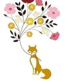 print & pattern: PRINT THEME - foxes