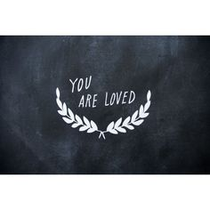 "Sticker ""You are Loved"" - Le Repère des Belettes"