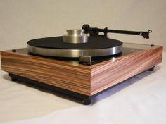 Custom Thorens TD160 Super Reproduction with Rega by VinylNirvana, $1395.00