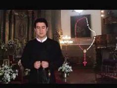ROSARIO DA VIRGEM MARIA - YouTube