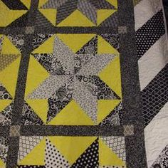 I see Stars And It's Not Even Dark /// quilting // 3rdRevolution
