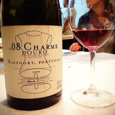 Niepoort Charme '08 - the perfect wine to start editing the first photos of #dwcc #ewbc