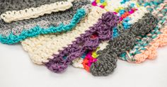 There is nothing worse than getting to the end of a crochet project, and not being sure of exactly how to end it. Avoid the drama. Use these stitches.