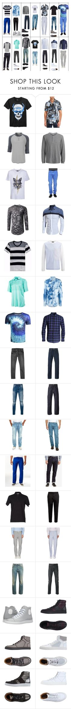 """""""Son Of Khione"""" by shadowsweety on Polyvore featuring Robert Graham, LE3NO, Jack & Jones, Kloters Milano, Marc Jacobs, Joseph, Greg Norman, Dsquared2, Levi's y men's fashion"""