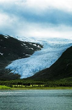 Svartisen Glacier, Norway. Such a magical place I was lucky to visit.