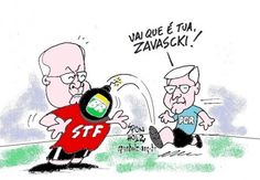 Cor-da-Camisa do Zavascki do STF...