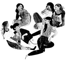 Interview with illustrator, Karolin Schnoor on Jung Katz