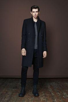 Street style tendance : ALLSAINTS: Mens lookbook 2014 November
