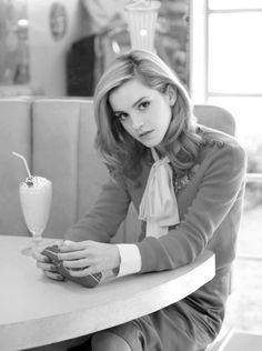 That awkward moment when Emma Watson is both Avian, and @Miriam Edwards Edwards Valdez Neal's Callie.....