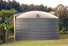 A water tank is a container used to hold and store water for domestic and industrial purposes. It can be used for homes, for manufacturing chemicals, for agricultural irrigation, for fire suppression, and a lot more. Slimline Water Tanks, Steel Water Tanks, Poly Tanks, Cleaning Services Company, Hurghada Egypt, How To Make Water, Market Garden, Water Storage, Irrigation