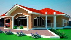 5 Bedroom House Plans In Ghana Architectural Designs