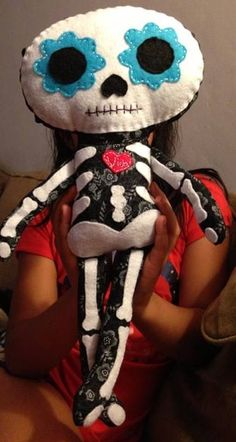 what a beautiful CATRINA!!!!  just love it!!!