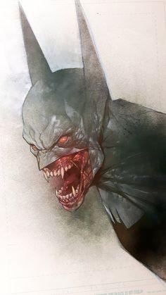 Possibly Vampire Batman