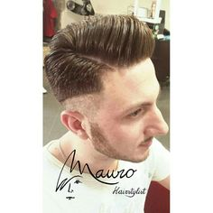 #maurohairstylist #men #cut
