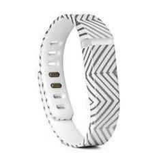 Fitbit Flex Replacement Band by Smart Buddie Chevron Print Voguestrap Small #SmartBuddie