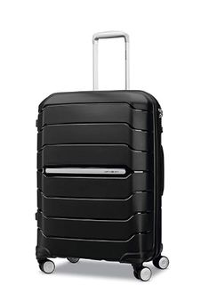 Samsonite Freeform Spinner Carry On. A streamline spinner for business and leisure travelers, the Samsonite Freeform Carry On has it all. Designed with strength and maneuverability in mind, it features an injection-molded polypropylene hard-shell, a multi Carry On Luggage, Travel Luggage, Luggage Bags, Luxury Luggage, Luggage Suitcase, Tote Bags, Hardside Spinner Luggage, Checked Luggage, Travel Necessities