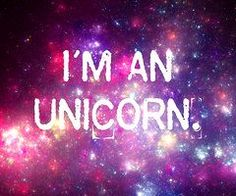 I'm an Unicorn!
