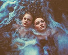 Into the Water by Tyler Shields. Buy photographer Tyler Shields prints for sale online or visit art gallery in NYC L'art Du Portrait, Portrait Photography, Portraits, Controversial Photographers, Traditional Photographs, Tyler Shields, Miss You Guys, Lomography, Prints For Sale