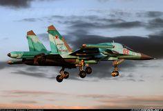 Sukhoi Su-34 (Su-32FN) aircraft picture