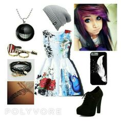 """""""#3"""" by shadowfox00 ❤ liked on Polyvore"""