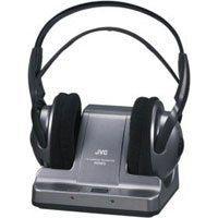JVC 900 MHz Wireless Stereo Headphones (HAW600RF)