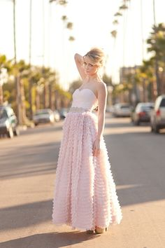 Lovely Bridal Boutique LA: A Hollywood Inspired Bridal Shoot