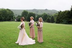 Lucy and Rob's A Midsummer Night's Dream Meets The Great Gatsby Wedding by Joanna Nicole Photography Great Gatsby Wedding, The Great Gatsby, Boho Wedding, Wedding Blog, Dream Wedding, Wedding Day, Midsummer Nights Dream, Bridesmaid Dresses, Wedding Dresses