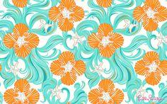 Lilly Desktop Wallpaper  (http://canadianprep.blogspot.com/p/lilly-desktop-wallpapers.html)